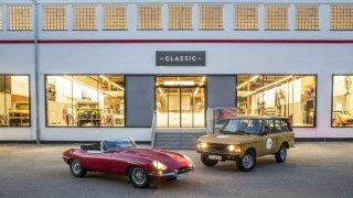 Jaguar Land Rover Classic rozšiřuje svoji působnost