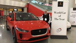 Dvojnásobný mistr - Jaguar I Pace