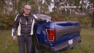 Recenze obřího amerického pickupu Ford F-150 Raptor (repríza)