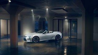 Lexus LC Convertible Concept 3