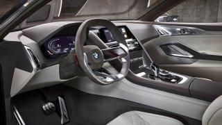 Koncept řady 8 ukazuje budoucí tvář BMW 7