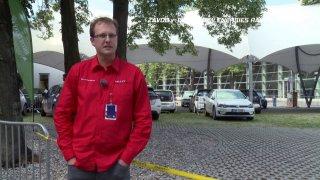 Reportáž z Czech New Energies Rallye 2018