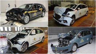 Nová Škoda Octavia získala pět hvězd za bezpečnost od Euro NCAP. Nejlépe ze všech si vedlo subaru