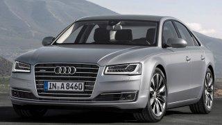 Audi A8 třetí generace 8