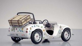 Camatte je dětský simulátor od Toyoty
