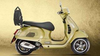 Vespa GTS 300 75th Anniversary