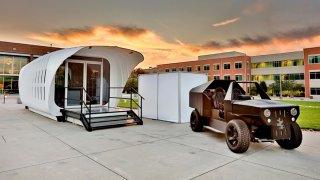 Dům i auto vyrobí 3D tiskárna - Obrázek 1
