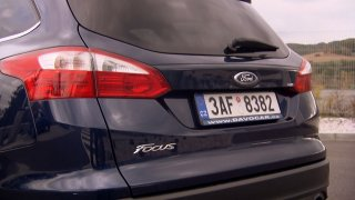 Test ojetiny Ford Focus 3