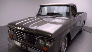 Parádně opravený pickup ze 60. let - Obrázek 6