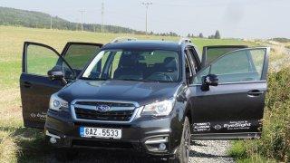 Subaru Forester - exteriér 1