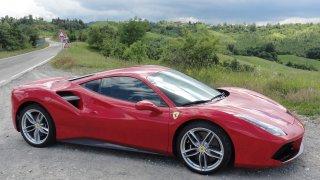 Ferrari 488 GTB exterier 1