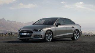Audi A4 2019 1