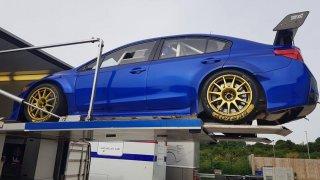 Subaru WRX STI Type RA NBR Special 3