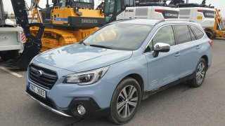 Nové Subaru Outback potěší osvědčenou mechanizací i nezměněnými cenami