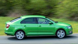Škoda Rapid po faceliftu lépe vypadá i jezdí 15