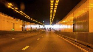 Tunel Blanka- ilustrační obrázek