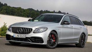 Mercedes-AMG C 63 S kombi
