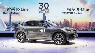 Volkswagen 30 milionů aut pro Čínu