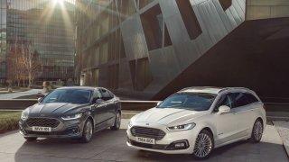 Vylepšený Ford Mondeo přichází na český trh