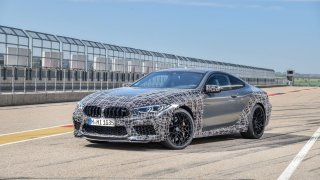 BMW M8 Competition 1