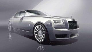 Pocta technické dokonalosti. Rolls-Royce nabídne omezenou sérii Ghost.