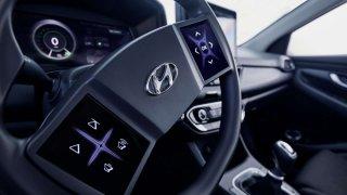 Hyundai - virtuální přístrojová deska 2