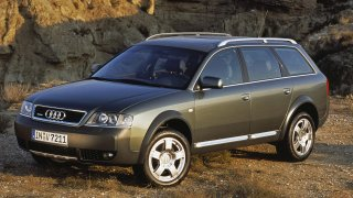 Audi Allroad quattro I