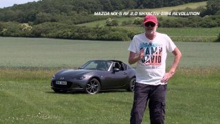Test Mazdy MX-5 RF 2.0 Skyactiv-G Revolution