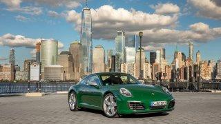 Milionté Porsche 911 se projelo New Yorkem