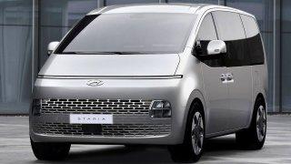 Hyundai ukázal MPV nové generace. Má rozměry Multivanu či třídy V, není to však dodávka