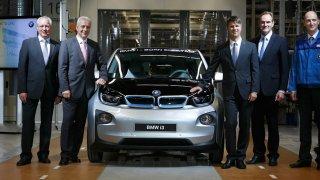BMW i3 slaví 100 000 kusů 1