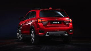 Mitsubishi ASX 2020 2