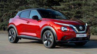 Nový Nissan Juke opět šokuje designem. Navíc vyrostl, bude konkurovat Škodě Kamiq