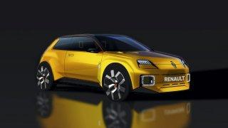 Renault 5 se vrátí jako elektromobil. Měl by se vyrábět a prodávat za stejné ceny jako tradiční auta