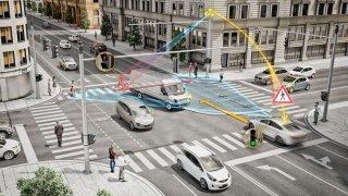 Chytřejší a bezpečnější města. Continental nabízí inovace na veletrhu CES 2019.