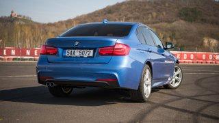BMW 320d xDrive z programu Premium Selection