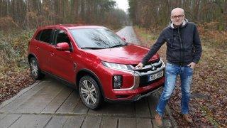 Expert Radek se ptá experta Radka, co si myslí o novém Mitsubishi ASX