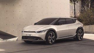 Kia má nový design, který spojuje protiklady. Model EV6 je první ukázkou, kam značka směřuje