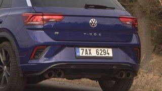 Volkswagen T-Roc R prdí jako placatá formule. Mě to nebere, ale kluky asi potěší