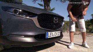 Recenze SUV Mazda CX-30 Skyactiv-G122 Plus