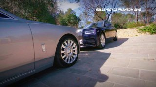 Test Rolls-Royce Phantom
