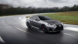 Lexus RC F Track Edition 2019 1