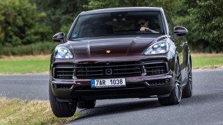 Projeli jsme nové Porsche Cayenne Coupé. Hodí se ke značce mnohem více než základní Cayenne