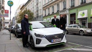 Carsharing Vídeň