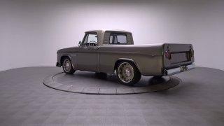 Parádně opravený pickup ze 60. let - Obrázek 2
