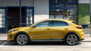 Kia začne v Česku prodávat další SUV - kupé XCeed. Cenově se zařadí mezi modely Stonic a Sportage
