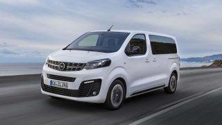 Opel nabídne nový model Zafira Life