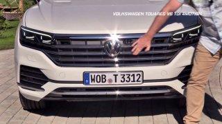 Recenze VW Touareg V6 TDI 4Motion