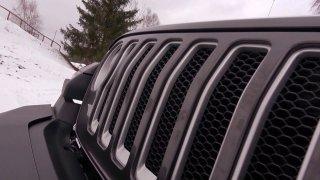 Test offroadu Jeep Wrangler Unlimited Overland