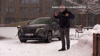 Recenze Hyundaie Tucson 1.6 T-GDI  Mild Hybrid 4x4 Style